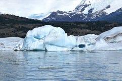 Il ghiacciaio di Perito Moreno Fotografia Stock Libera da Diritti
