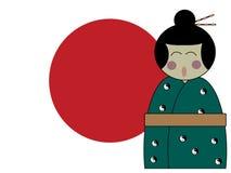 Il Giappone fotografia stock