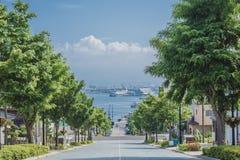 Il Giappone Hokkaido fotografia stock
