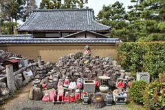 Il Giappone - Kyoto Fotografia Stock Libera da Diritti