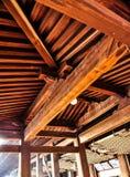 Il Giappone Osaka Detail Architecture (5) fotografia stock libera da diritti