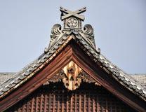 Il Giappone Osaka Detail Architecture (8) fotografia stock libera da diritti