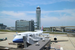 Il Giappone Osaka Kansai Airport Fotografia Stock Libera da Diritti