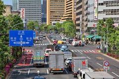 Il Giappone - Tokyo Fotografia Stock Libera da Diritti