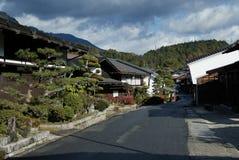 Il Giappone Tsumago Immagine Stock