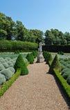 Il giardino alla Camera del prosciutto, vicino a Richmond (Regno Unito) Fotografia Stock