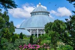 Il giardino botanico di New York fotografia stock libera da diritti