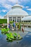 Il giardino botanico di New York immagine stock libera da diritti