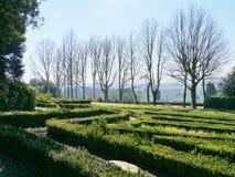 Castello in Italia immagine stock libera da diritti