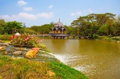 Il giardino di Dio, città antica, Samut Prakan, Tailandia Fotografia Stock