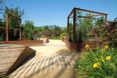 Il giardino di FA D'EAU Fotografie Stock Libere da Diritti