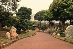 Giardino di Nan Lian Immagine Stock Libera da Diritti