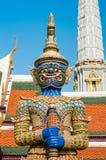Il gigante blu Fotografie Stock