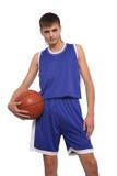 Il giocatore di pallacanestro Fotografia Stock Libera da Diritti