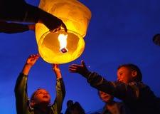 Il giorno dei bambini internazionali Fotografia Stock Libera da Diritti