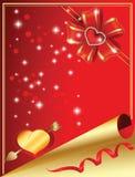 Il giorno del biglietto di S. Valentino Fotografia Stock