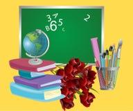 Il giorno dell'insegnante, illustrazione vettoriale