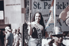 Il giorno 11 di San Patrizio Fotografia Stock Libera da Diritti
