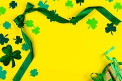 Il giorno & la primavera del ` s di San Patrizio sta venendo Immagine Stock Libera da Diritti