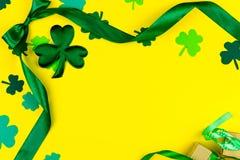 Il giorno & la primavera del ` s di San Patrizio sta venendo Immagini Stock