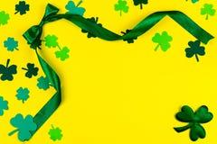 Il giorno & la primavera del ` s di San Patrizio sta venendo Immagine Stock