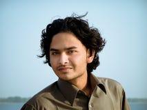 Il giovane tirante Fotografia Stock Libera da Diritti