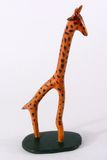 Il Giraf Fotografia Stock