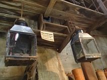Il giro della mina di oro nell'Idaho balza Colorado Fotografia Stock Libera da Diritti