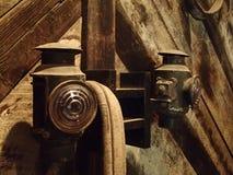 Il giro della mina di oro nell'Idaho balza Colorado Immagine Stock