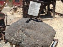Il giro della mina di oro nell'Idaho balza Colorado Immagine Stock Libera da Diritti