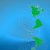 Il globo Fotografia Stock Libera da Diritti