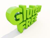il glutine 3d libera Fotografia Stock Libera da Diritti