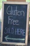 Il glutine libera Immagini Stock Libere da Diritti
