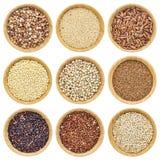 Il glutine libera i grani Immagine Stock Libera da Diritti