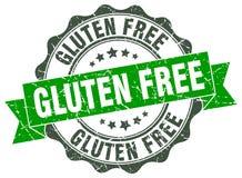 Il glutine libera il bollo Fotografie Stock Libere da Diritti
