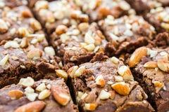Il glutine libera il dessert Fotografia Stock