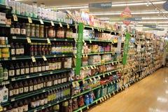 Il glutine libera l'isola Immagine Stock Libera da Diritti