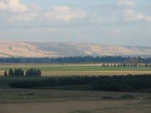 Il Golan Fotografia Stock