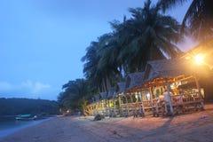 Il golfo del Siam, KOH Samui, Tailandia Fotografie Stock Libere da Diritti