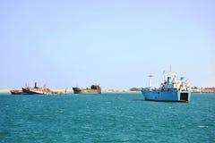 Il golfo di Aden fotografia stock