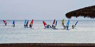 Il golfo di Eilat Fotografie Stock