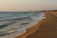 Il golfo persico nell'Iran fotografie stock