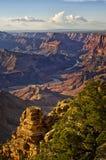 Il Grand Canyon Fotografie Stock Libere da Diritti
