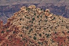 Il Grand Canyon Fotografia Stock