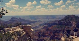 Il Grand Canyon immagine stock
