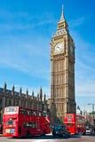 Il grande Ben, Londra, Regno Unito Fotografia Stock
