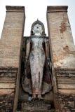 Il grande Buddha diritto Fotografia Stock Libera da Diritti