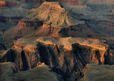 Il grande canyon Fotografie Stock