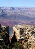 Il grande canyon Fotografia Stock Libera da Diritti