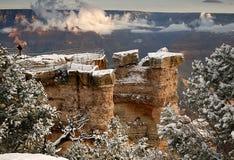 Il grande canyon trascura Immagine Stock Libera da Diritti